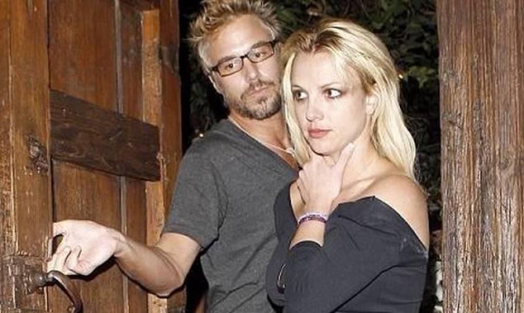 Ρομαντική βραδιά για την Britney
