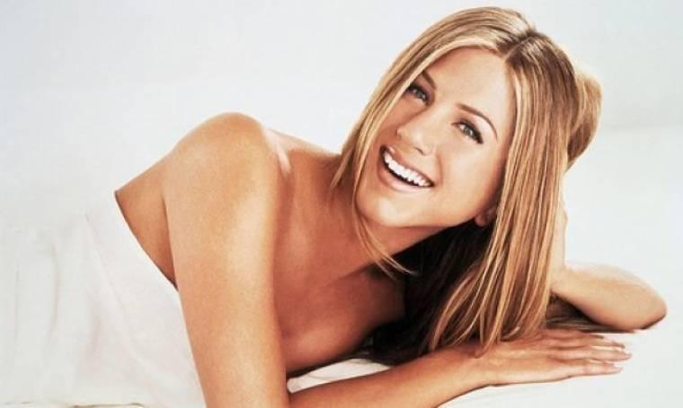 Πόσα λεπτά κάνει ντους η Jennifer Aniston;