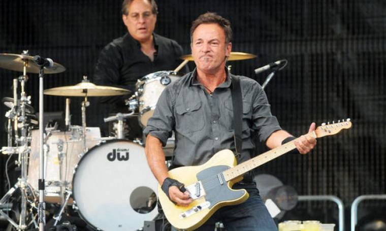 Ακύρωσε συναυλία του ο Bruce Springsteen