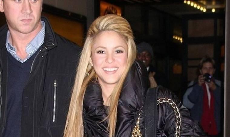 Η Shakira στο Rolling Stone