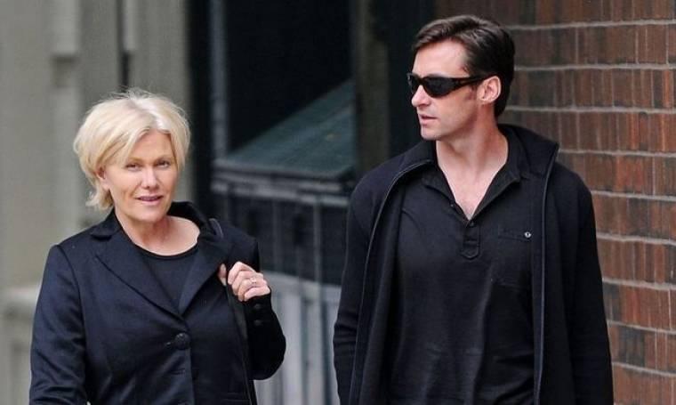 Τα ραντεβού του Hugh Jackman με τη σύζυγό του