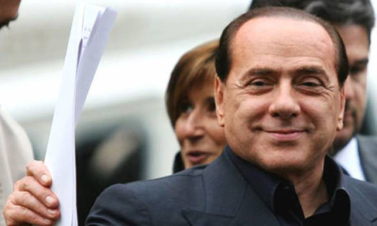 Κατηγορούμενος για φορολογική απάτη ο Μπερλουσκόνι