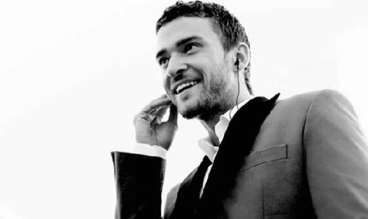 Justin Timberlake: Γυρίσματα στον Πύργο του Άιφελ