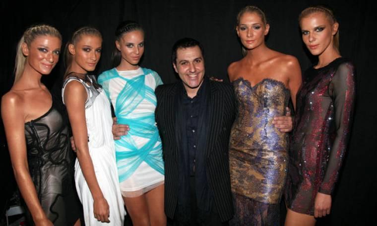 Το fashion show του Βρεττού Βρεττάκου
