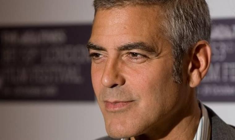George Clooney: Ζω μόνο για το σήμερα