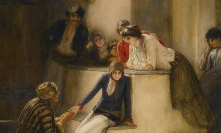 """Το έργο """"Διαβάζοντας τη Μοίρα"""" μήλο της έριδος για τους συλλέκτες"""