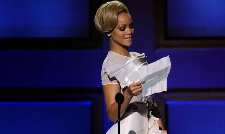 Βράβευση για τη Rihanna