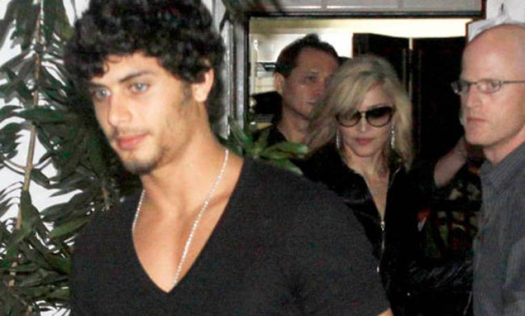 Ξεκούραση στο Ρίο για τη Madonna