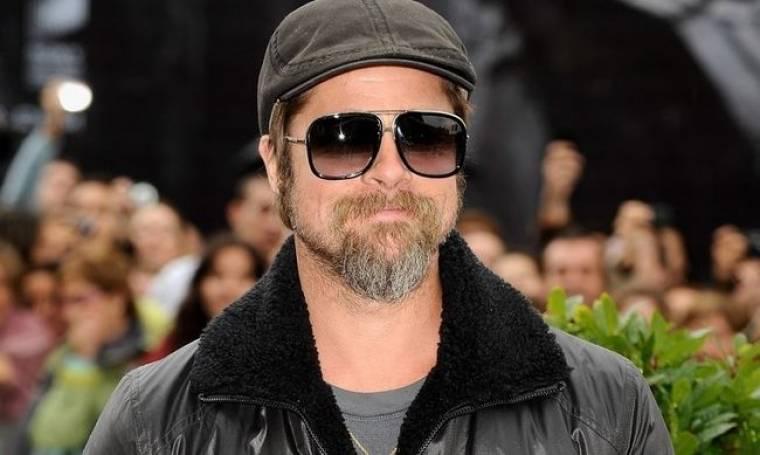 Νέο χόμπι για τον Brad Pitt