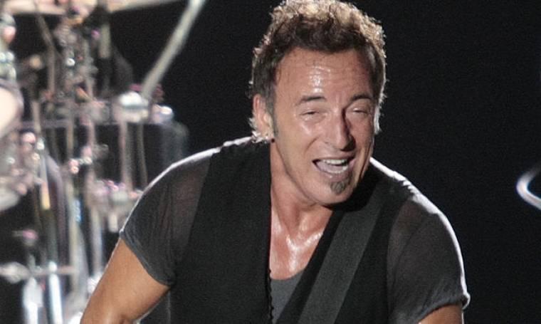 Η γκάφα του Springsteen