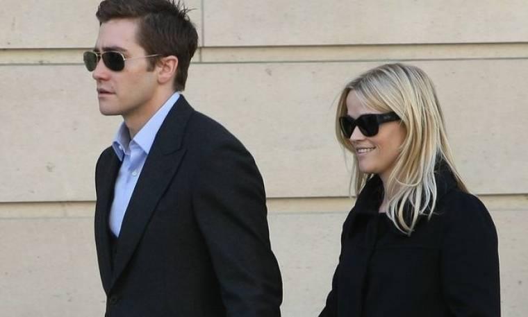Παντρεύονται Witherspoon – Gyllenhaal;