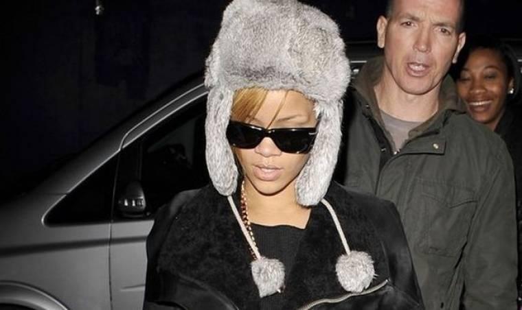 Το Λονδίνο η πηγή έμπνευσης της Rihanna