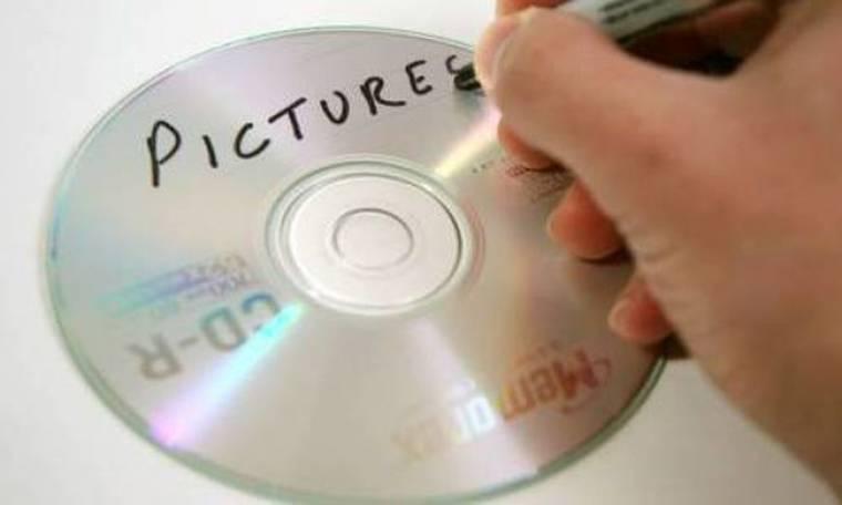 """Τα παλιά CDs και DVDs δεν """"πάνε""""...ανακύκλωση"""