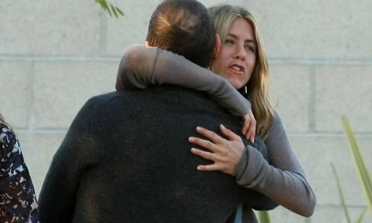 Επέστρεψε στο Λος Άντζελες η Aniston