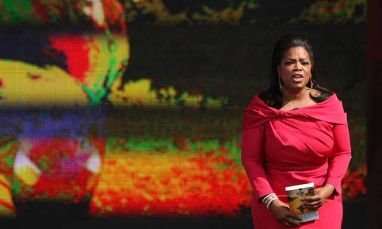 Μέχρι το Σεπτέμβριο του 2011 το σόου της Oprah