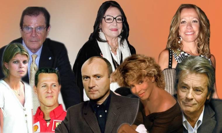 Ποιοι celebrities έχουν σπίτια στην Ελβετία