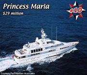 Τα 10 ακριβότερα yachts στον κόσμο Part IΙ