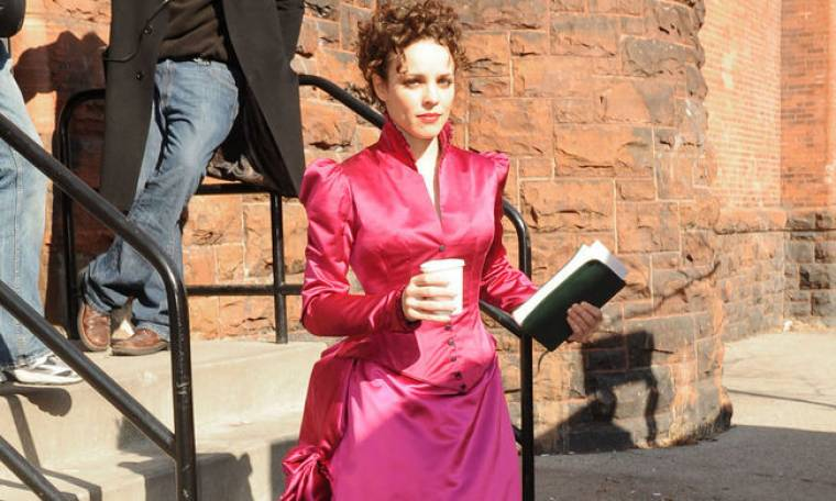 Παρακάλεσε για το ρόλο της στο Sherlock Holmes