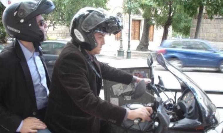Easy rider... Αλέξης Τσίπρας