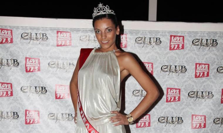 Γιατί αφαίρεσαν από την Miss Πελοπόννησο τον τίτλο της;
