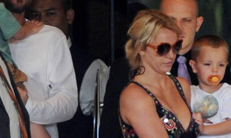 Έτοιμη να ξανακυλήσει η Britney