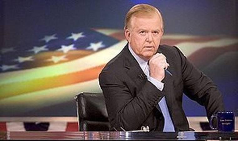 Ντομπς: Παρουσιαστής του CNN διεκδικεί τη θέση προέδρου των ΗΠΑ