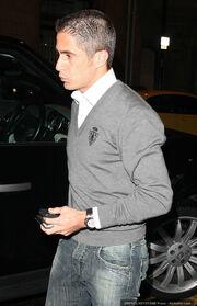 Ο Rio Ferdinand....εστιάτορας!