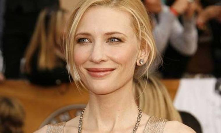 Η νοικοκυρά Cate Blanchett