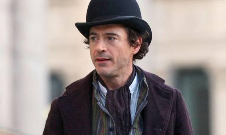 Μία Sherlock, μία Iron Man