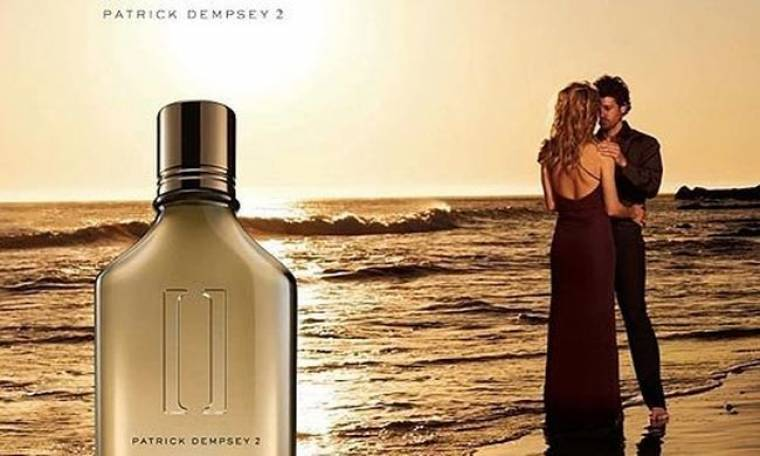 P. Dempsey: Σε διαφήμιση μαζί με τη γυναίκα του