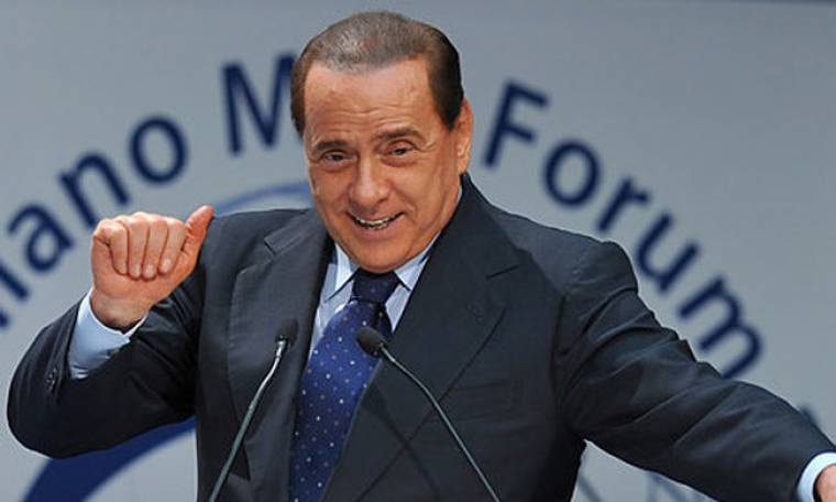 No Berlusconi Day...