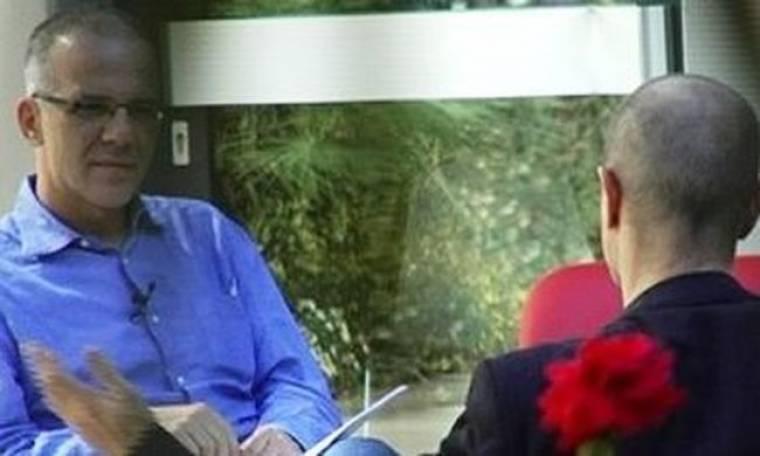 """Τέλλογλου: Κυκλοφορεί το βιβλίο """"Το δίκτυο Siemens"""""""