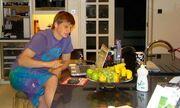 Ο Andrey Arshavin σε προσωπικές στιγμές
