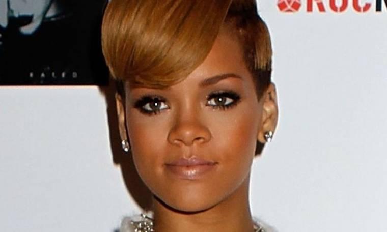 Νέα τηλεοπτική εμφάνιση της Rihanna