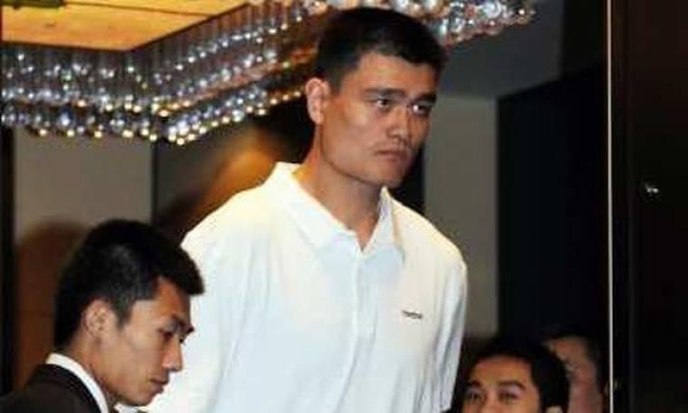 Ο Yao Ming αποκαλύπτει τα... μαθήματα που του δίδαξε η ζωή