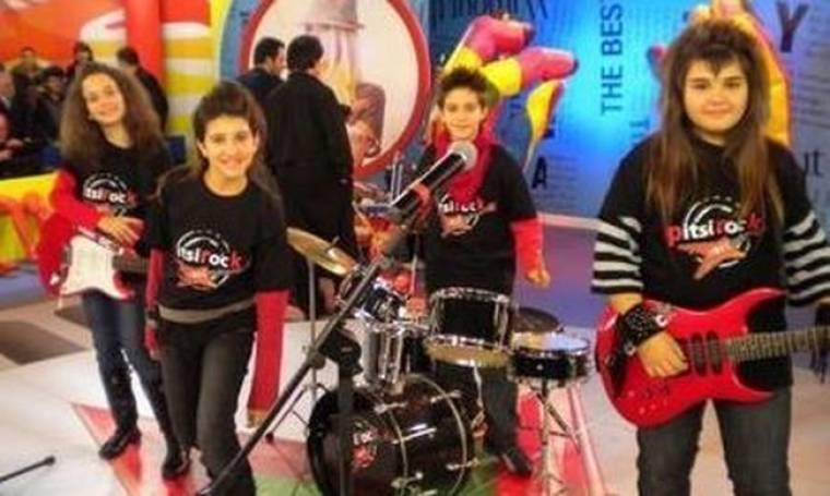 «Πίτσι Ροκ»: Το νέο συγκρότημα του Νίκου Καρβέλα