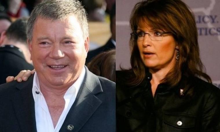 Όταν ο Captain Kirk συνάντησε την Palin