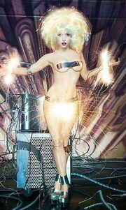 Έργο τέχνης η… Lady GaGa