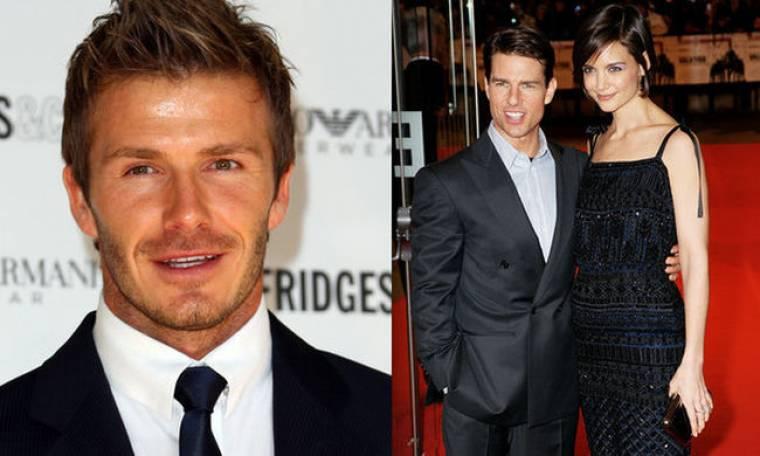 To εφιαλτικό δείπνο των Beckham με τους Cruz – Holmes