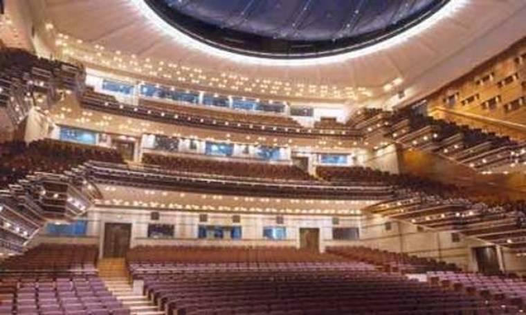 Ακυρώνονται αύριο οι παραστάσεις στο Μέγαρο λόγω κηδείας Λαμπράκη