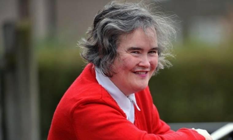 Έγινε ντίβα και η Susan Boyle
