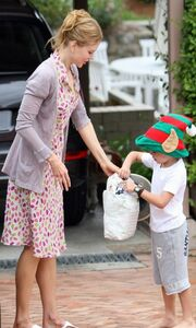 Nicole Kidman: Βόλτα με την Sunday Rose