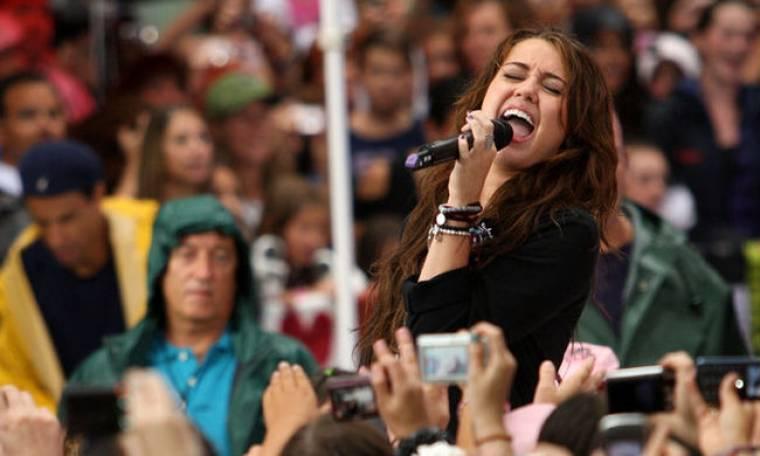 Το ρεκόρ της Cyrus