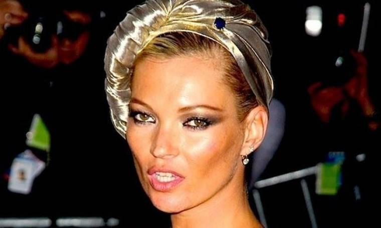 Kate Moss: Το άρωμα της Price δεν αντέχεται
