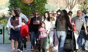 Οικογενειακώς στο πάρκο της Disney