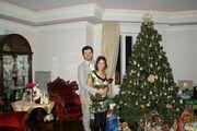 Βασιλόπουλος: Xριστούγεννα με την Αντωνία στο LA