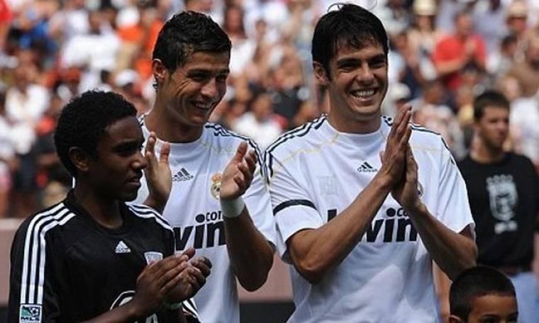Ευχές από τους παίκτες των Real, Milan, Juventus,και  Napoli