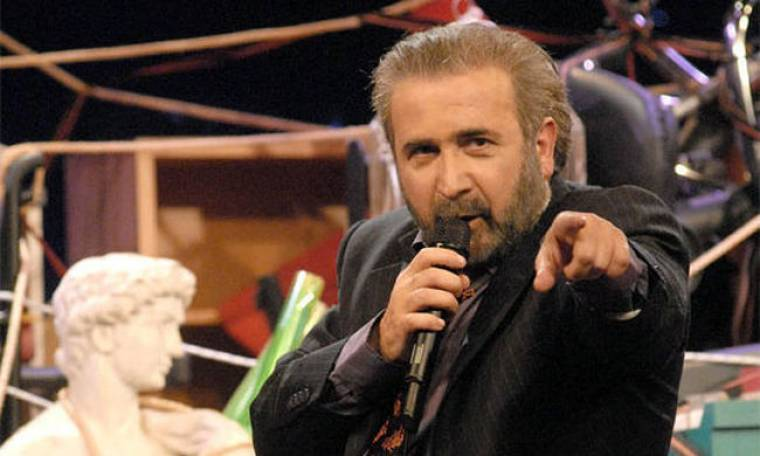 """Λαζόπουλος: """"H τηλεόραση χάνει τη δύναμη της όταν δεν είναι αληθινή"""""""