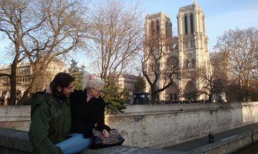 Αλεξανδράτου – Ψωμόπουλος: Μαζί στο Παρίσι part 1