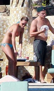 DiCaprio – Refaeli, μαζί στο Μεξικό